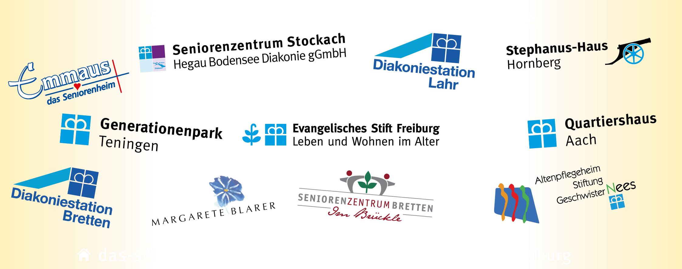 Das Seniorenzentrum Stockach ist Teil des Stiftsverbunds des Evangelischen Stift Freiburg